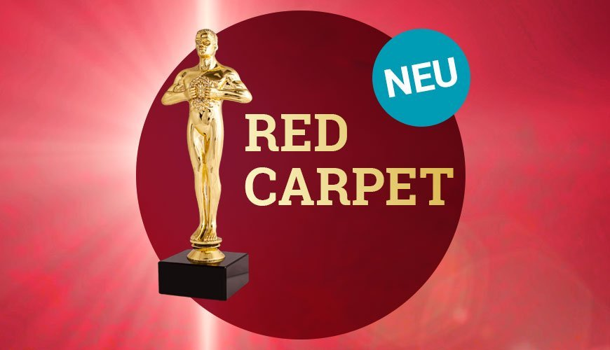 Neue Collection – Red Carpet