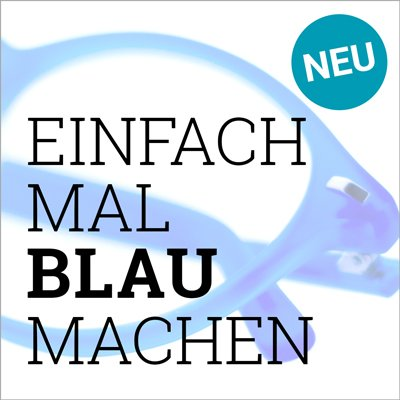 Collection Einfach mal blau machen